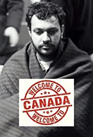 Welcome to Canada Poster