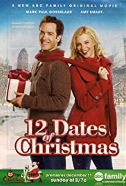 12 dates of christmas poster - Christmas Break Dates