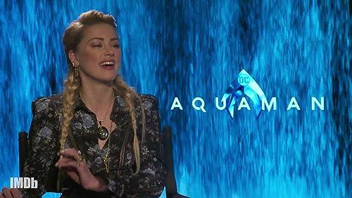 'Aquaman' Cast Reveal Secret Superpowers