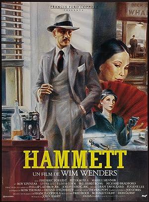 Hammett Poster Image