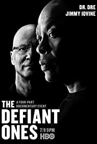 Dr. Dre and Jimmy Iovine in The Defiant Ones (2017)