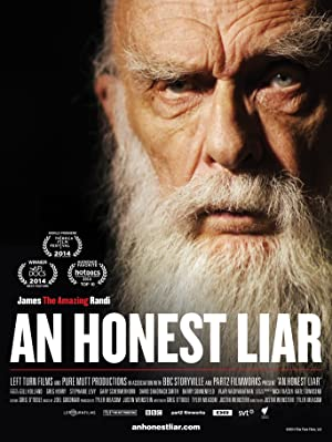 poster for An Honest Liar