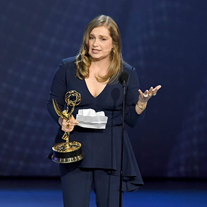 Merritt Wever at an event for The 70th Primetime Emmy Awards (2018)