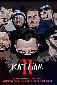 Velet, Defkhan, Massaka, Yener Çevik, Anil Piyanci, Sansar Salvo, and Contra in Katliam II (2018)