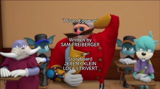 English movie direct free downloads Mister Eggman [Ultra]
