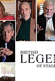 British Legends of Stage and Screen Poster