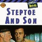Wilfrid Brambell and Harry H. Corbett in Steptoe & Son (1972)