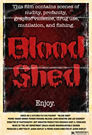 Blood Shed Poster