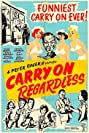 Carry On Regardless (1961) Poster