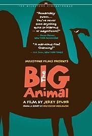 Big Animal Poster