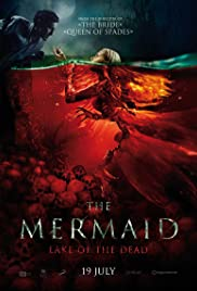 The Mermaid: Lake of the Dead Poster