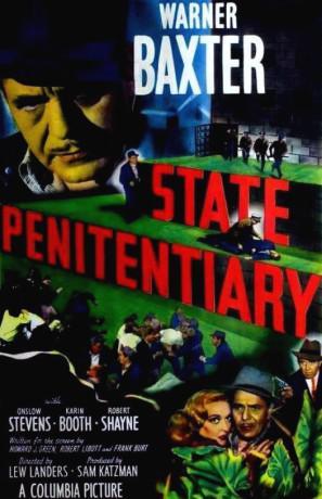 Lew Landers State Penitentiary Movie
