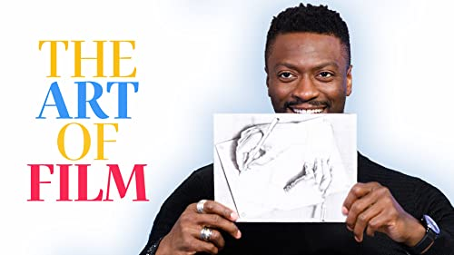A Painting Is Worth a Thousand Words and One Aldis Hodge Film