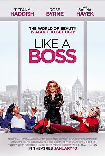 jadwal film bioskop Like a Boss (2020)