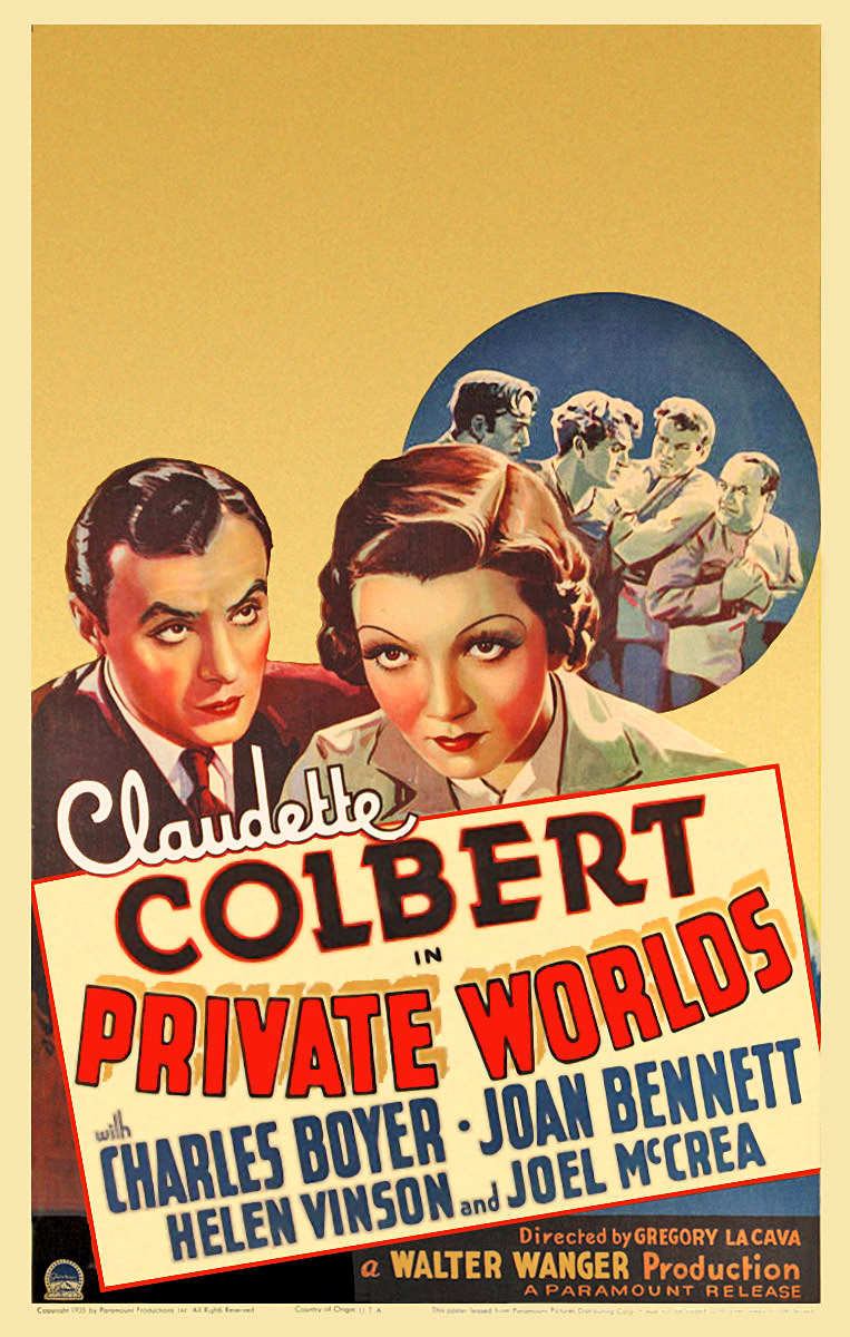 Private Worlds (1935)