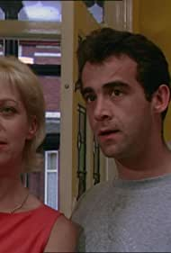 Michael Le Vell and Denise Welch in Coronation Street (1960)