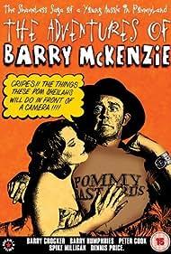 The Adventures of Barry McKenzie (1972) Poster - Movie Forum, Cast, Reviews
