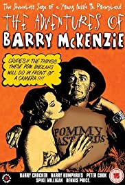 The Adventures of Barry McKenzie (1972) Poster - Movie Forum, Cast, Reviews
