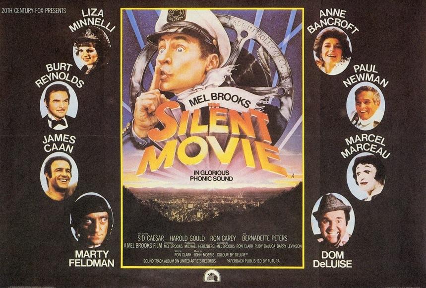 Silent Movie 1976