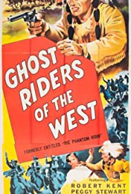 Robert Kent in The Phantom Rider (1946)
