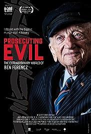 Prosecuting Evil Poster