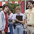 Jesse Eisenberg, Bill Hader, and Kristen Wiig in Adventureland (2009)