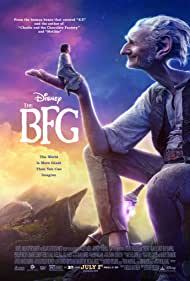 Mark Rylance and Ruby Barnhill in The BFG (2016)