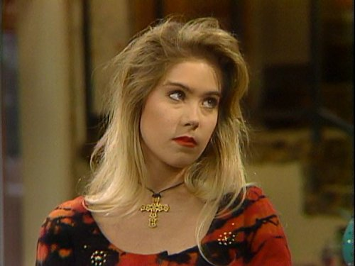 Christina Applegate in Married with Children (1987)