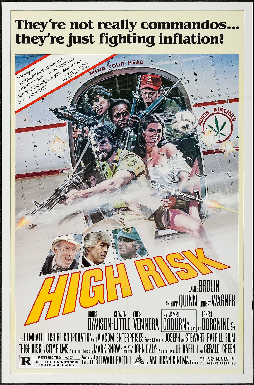 High risk 1981 online dating