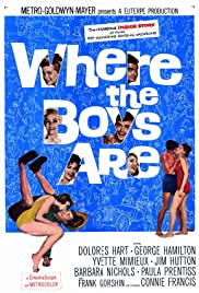 Where the Boys Are (1960) 1080p