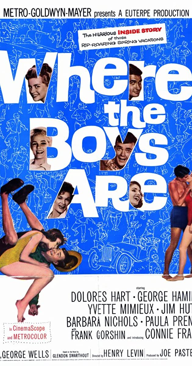 Subtitle of Where the Boys Are