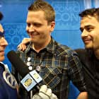 Daniel Logan, Vincent J. Roth, and Zachery Taylor McGinnis in Surge Meets Zachery McGinnis (2020)