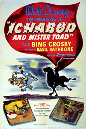 The Adventures of Ichabod and Mr. Toad Poster Image