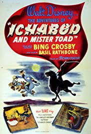 The Adventures of Ichabod and Mr. Toad (1949) Poster - Movie Forum, Cast, Reviews