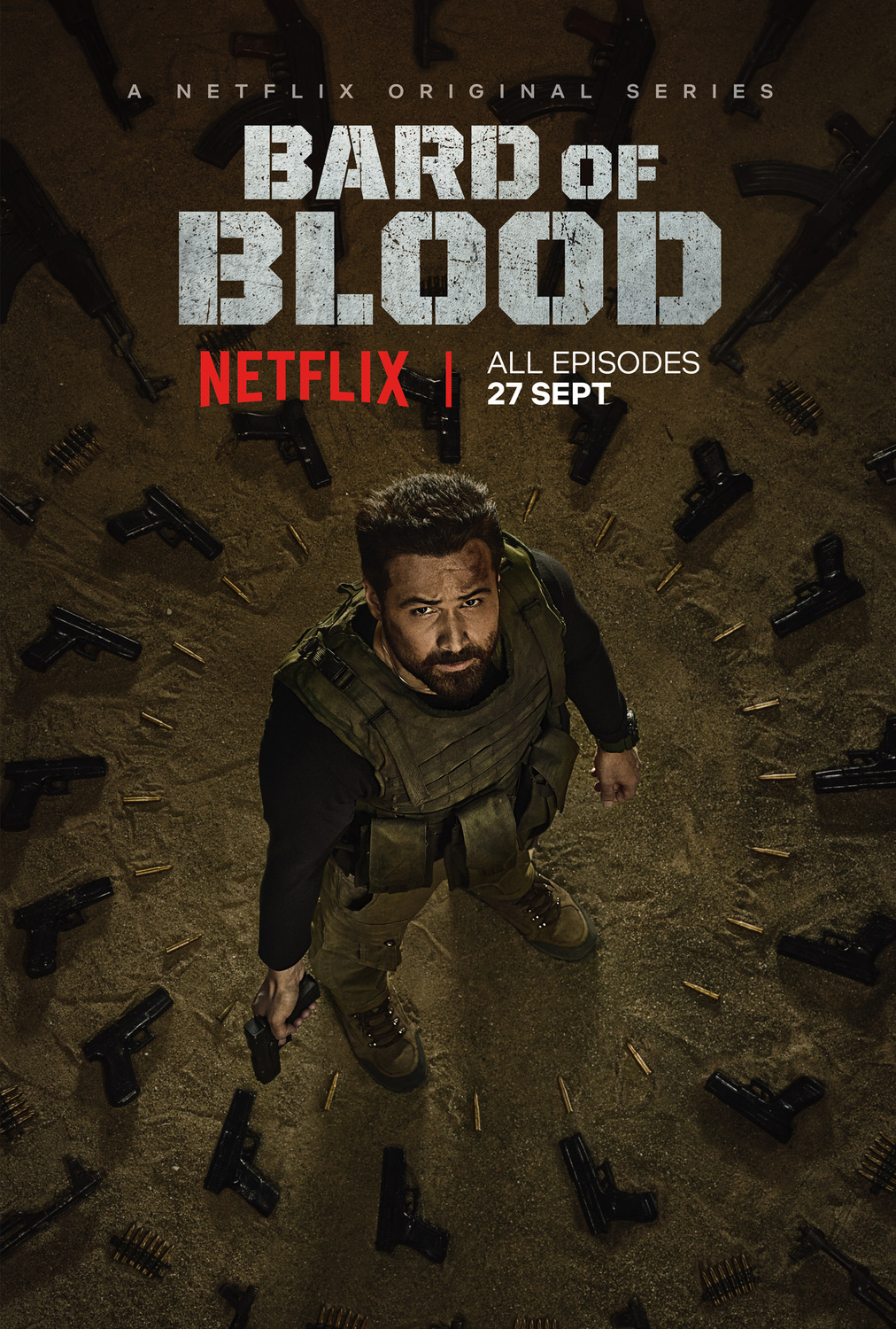 Bard of Blood (2019) Hindi Full Movie 480p, 720p Download