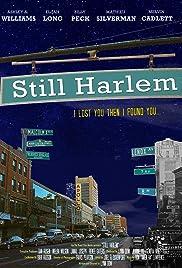 Still Harlem Poster