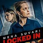 Jeff Fahey, Mena Suvari, Costas Mandylor, and Jasper Polish in Locked In (2021)