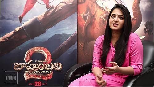 IMDb talks to 'Baahubali' Star Anushka Shetty