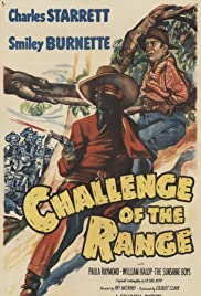Challenge of the Range Poster