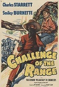 Primary photo for Challenge of the Range