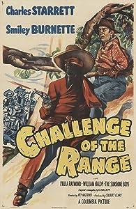 Challenge of the Range USA