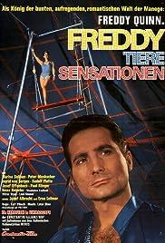 Freddy, Tiere, Sensationen Poster
