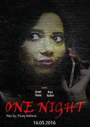One Night movie, song and  lyrics