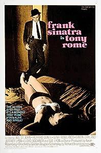 Movie trailers Tony Rome USA [2048x2048]