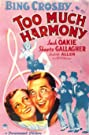 Too Much Harmony (1933) Poster