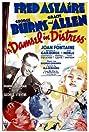 A Damsel in Distress (1937) Poster