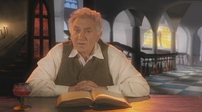 Jan Decleir in Sprookjes (2004)