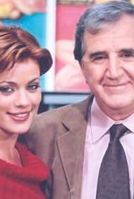 Giorgos Konstadinou and Zeta Makrypoulia in To berdema (2000)