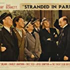 Jack Benny, Fritz Feld, George Kelly, James V. Kern, Billy Mann, and Charles Adler in Artists and Models Abroad (1938)