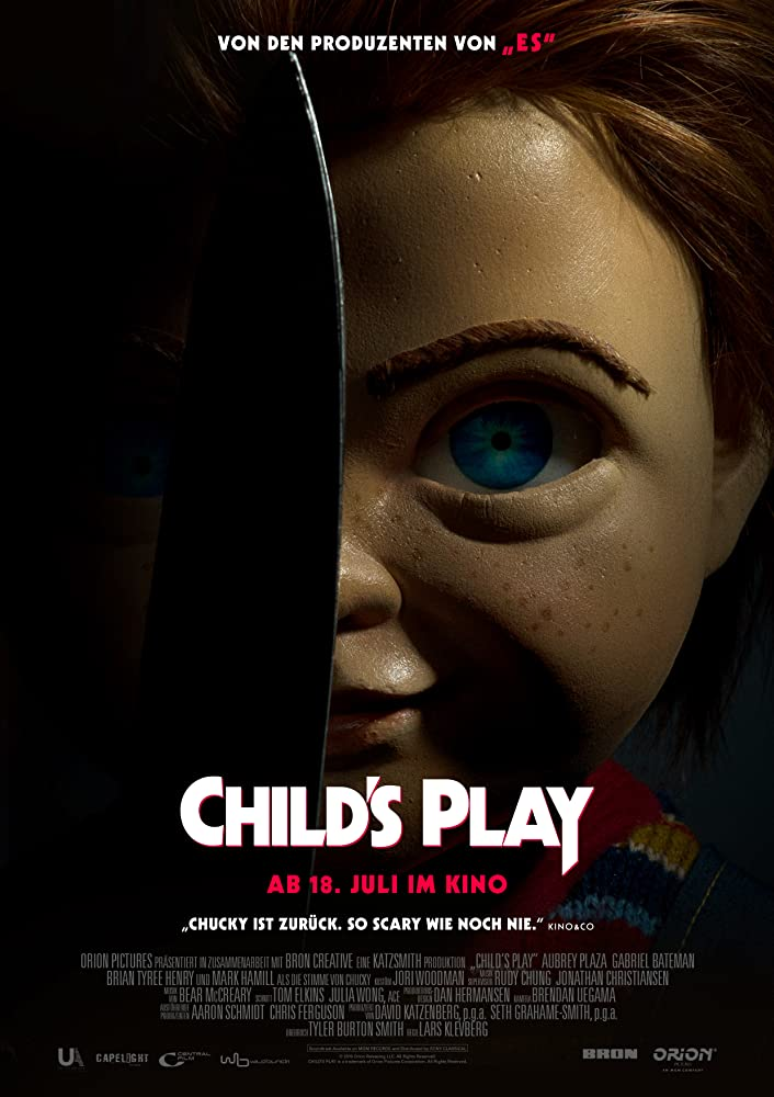 Child's Play (2019) English